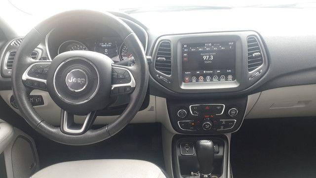 Jeep Compass 2.0  Longitude 2018/2018 - Foto 14