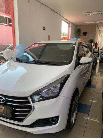 ML - Hyundai Hb20S 1.6 2018 Automática! - Foto 4