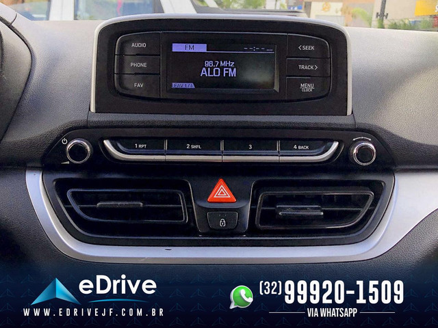 Hyundai Hb20 Vision 1.0 Flex Mec. - IPVA 2021 Pago - Novoooooo - Último Modelo - 2020 - Foto 14