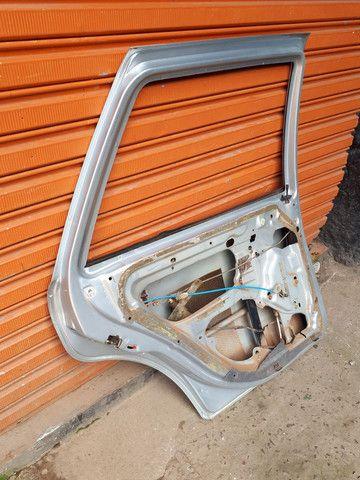 Porta traseira esquerda gol g3 (SO A LATA)  - Foto 6