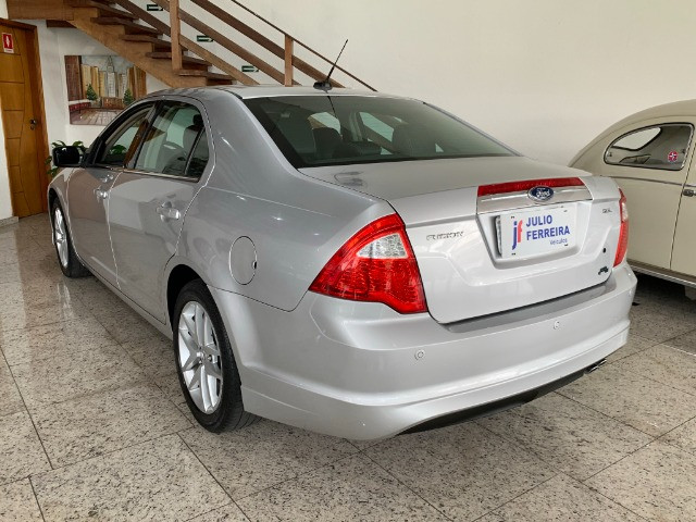 Ford Fusion 2.5 SEL Automático Gasolina Prata 2011 - Foto 8
