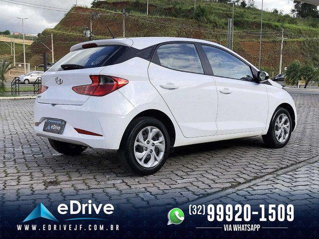 Hyundai Hb20 Vision 1.0 Flex Mec. - IPVA 2021 Pago - Novoooooo - Último Modelo - 2020 - Foto 7