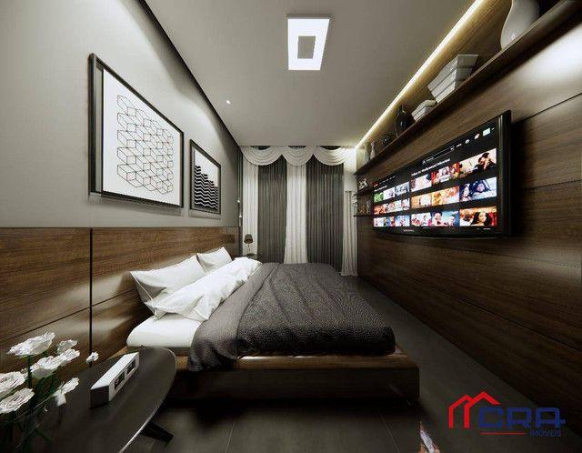 Apartamento com 3 dormitórios à venda, 150 m² por R$ 630.000,00 - Jardim Belvedere - Volta - Foto 13