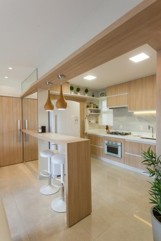 Apartamento Eco Vita Ideale 98m 3/4 sendo 01 suíte 2 Vagas - Foto 3