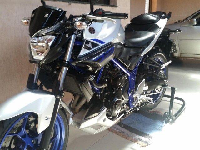 Yamaha Mt-03 321/ABS 2017 - Perfeito para Financiar - Parcelas baratas - Foto 2