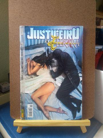 Justiceiro & Elektra #10