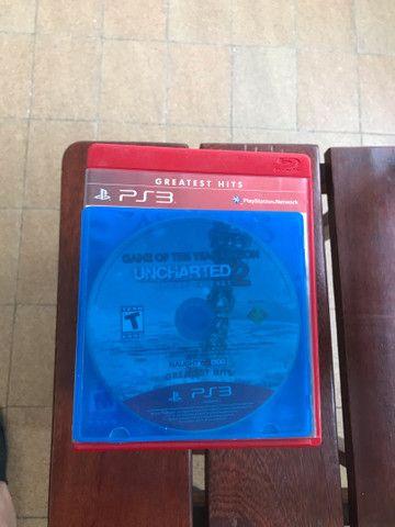 PS3 com 14 jogos  - Foto 2