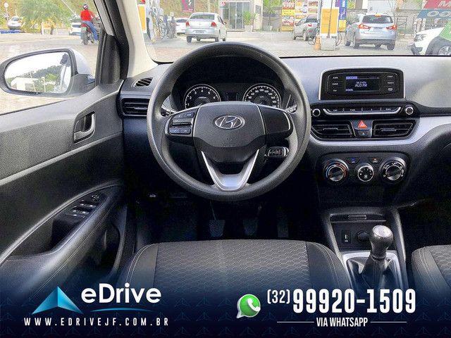 Hyundai Hb20 Vision 1.0 Flex Mec. - IPVA 2021 Pago - Novoooooo - Último Modelo - 2020 - Foto 11