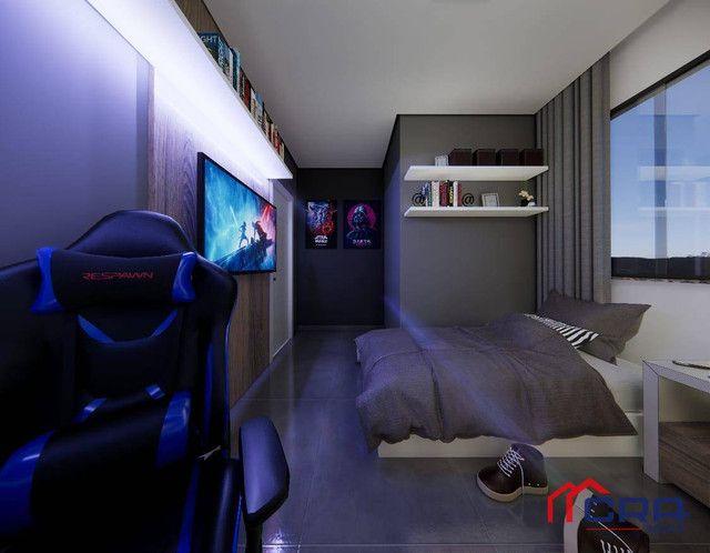 Apartamento com 3 dormitórios à venda, 150 m² por R$ 630.000,00 - Jardim Belvedere - Volta - Foto 18