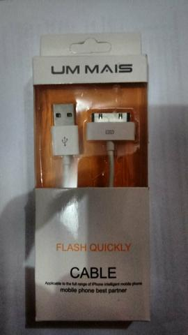 Cabo usb iPhone 4