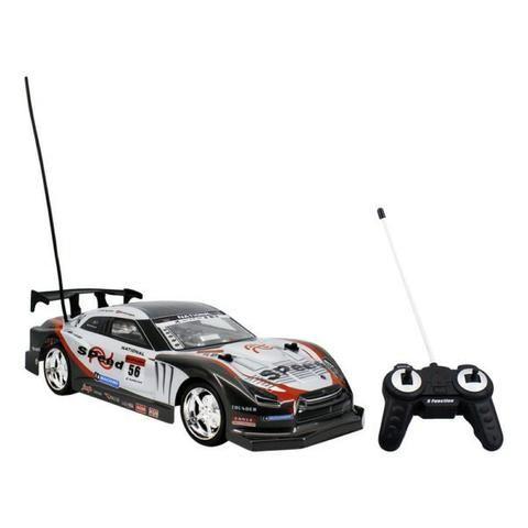 Carro controle remoto sem fio 1:14 Speed 56 (recarregável)