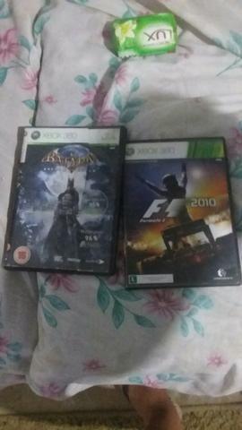 Vendo dois jogos do xbox 360