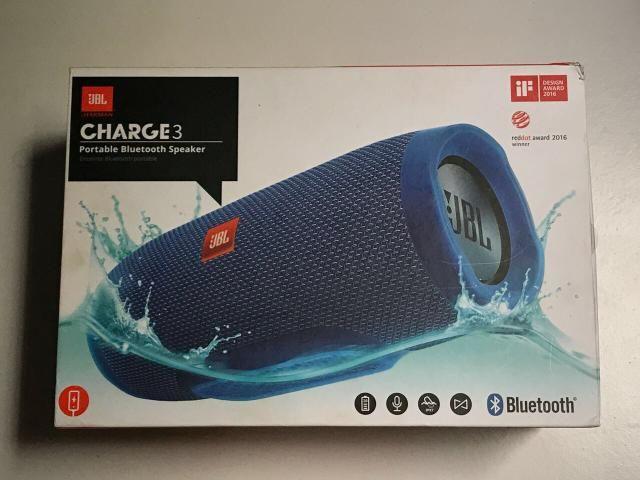 Vendo JBL CHARGE 3