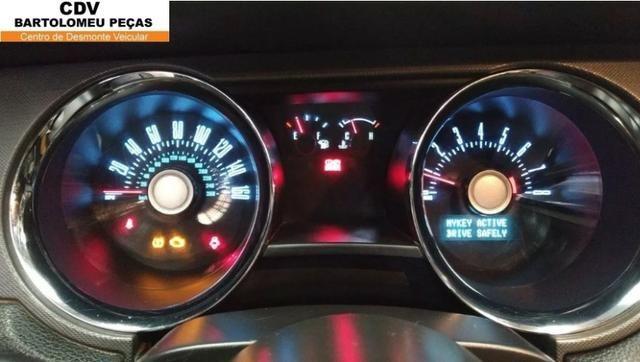 Peças Sucata ford Mustang v6 coupe 2012 - Foto 5