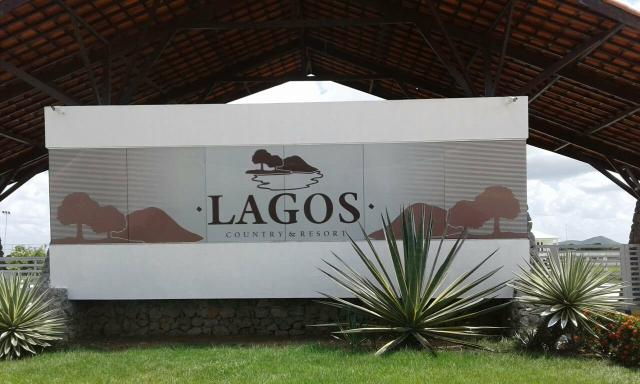 Terreno Lagos Country e Resort