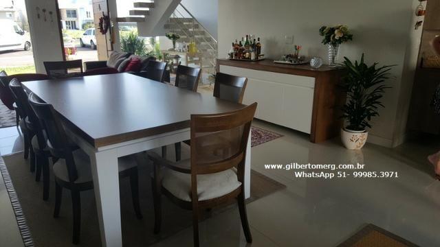Mesas,cadeira, aparadores e racks é na Interiores móveis artesanais - Foto 6