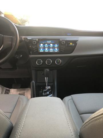 Corolla GLi 2017 Top Completo (JR VEÍCULOS) - Foto 13