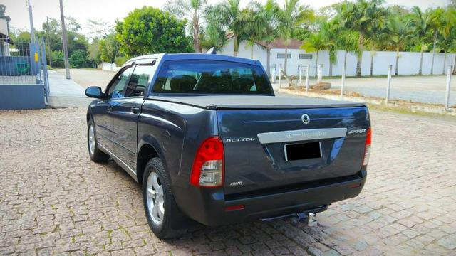SsangYong Actyon Sports A220S Diesel - Foto 11