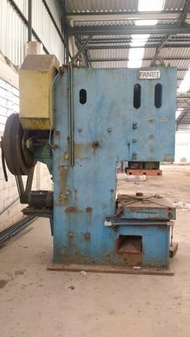 Prensa de freio fricção 110 toneladas
