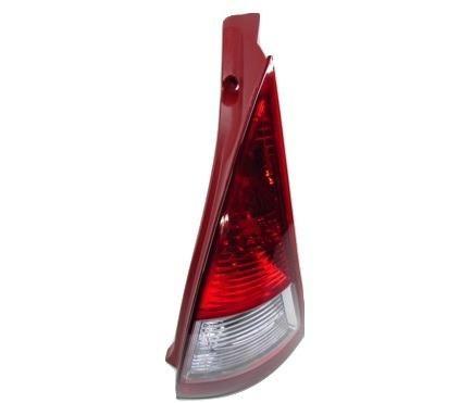 Lanterna Traseira Bicolor Citroen C3 2007 A 2012 Esquerdo - Foto 4