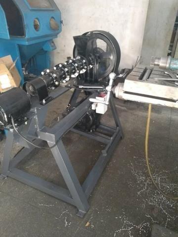Extrusoras para Ração a partir de 50KG H (Boia) Completa dosador/misturador - Foto 4