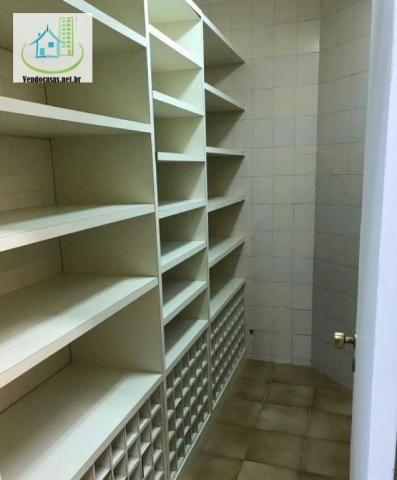 Apartamento com 5 dormitórios para alugar, 541 m² por r$ 23.000/mês - santo amaro - são pa - Foto 11