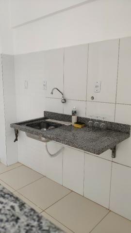 Alugo Apartamento 70 mt² 2/4 prox Av Maria Quitéria garagem coberta tx cond incluída - Foto 17
