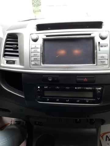 Toyota Hilux SRV Automatica Top de linha - Foto 3