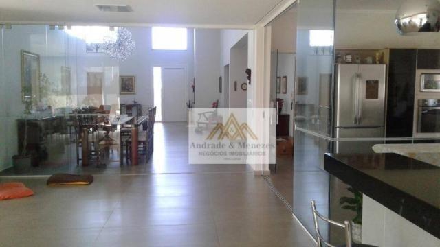 Sobrado com 3 dormitórios à venda por r$ 1.400.000 - distrito industrial - cravinhos/sp - Foto 12