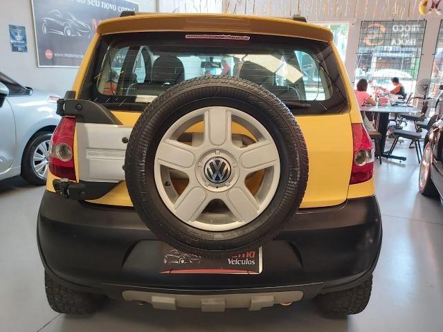 Vw - Volkswagen Crossfox 1.6 Completo - Foto 4