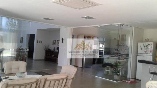 Sobrado com 3 dormitórios à venda por r$ 1.400.000 - distrito industrial - cravinhos/sp - Foto 13