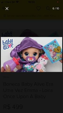 Baby alive once upon - Foto 3