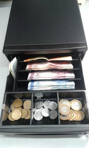 Mini-gaveta de dinheiro GD-36 Bematech - Foto 3
