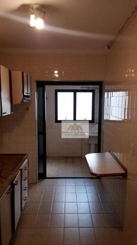 Apartamento com 3 dormitórios para alugar, 107 m² por r$ 1.300/mês - centro - ribeirão pre - Foto 18
