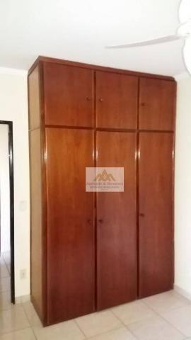 Apartamento com 3 dormitórios para alugar, 107 m² por r$ 1.300/mês - centro - ribeirão pre - Foto 13