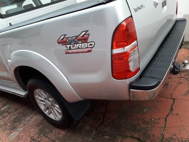 Toyota Hilux SRV Automatica Top de linha - Foto 15
