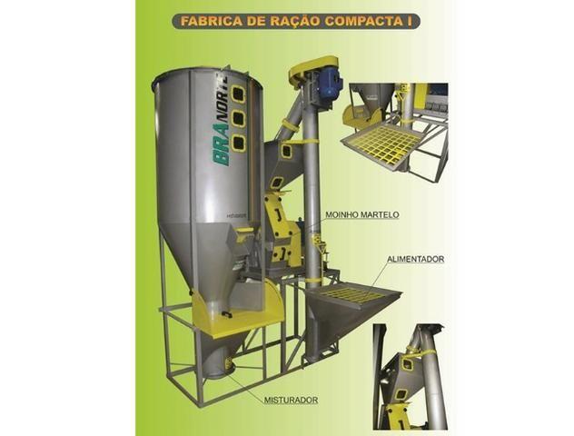 Fábrica de Ração Compacta 01 - Foto 2