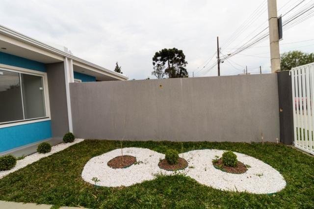 Casa à venda, 3 quartos, 2 vagas, iguaçu - fazenda rio grande/pr - Foto 9