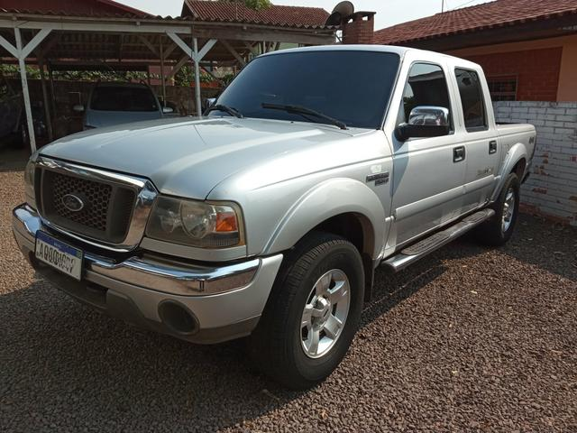 Ranger Limited CD 4x4 ano 2008