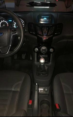 New Fiesta Titanium modelo 2015, Top de linha - Foto 4