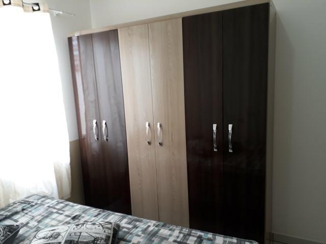 Alugo quarto com ar condicionado no badenfurt proximo ifc - Foto 2