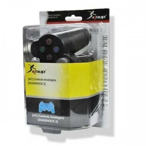 Playstation 2 Original Knup-(Loja na Cohab)-Somos a Melhor Loja de São Luis - Foto 2