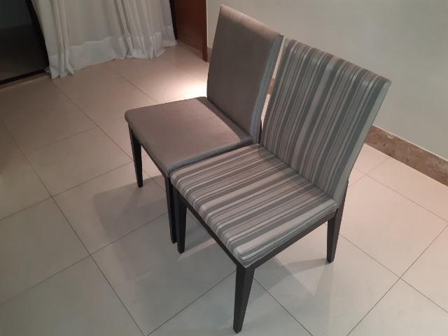 Conjunto De 06 Cadeiras Para Mesa De Jantar - Foto 4