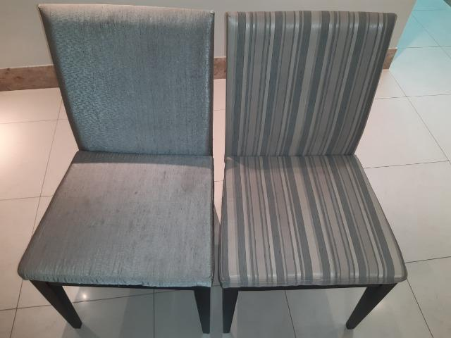 Conjunto De 06 Cadeiras Para Mesa De Jantar - Foto 6