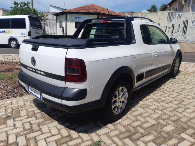 Saveiro Cross CE 2015 1.6 - Foto 8