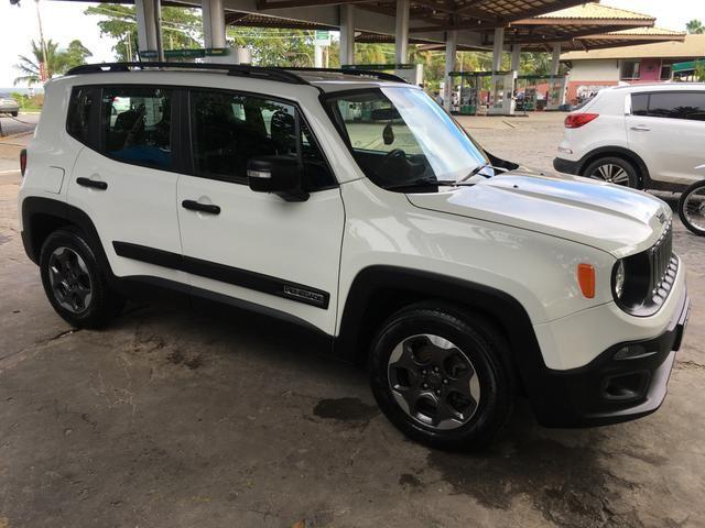 Jeep Renegade 2016 Vendo ou troco - Foto 3