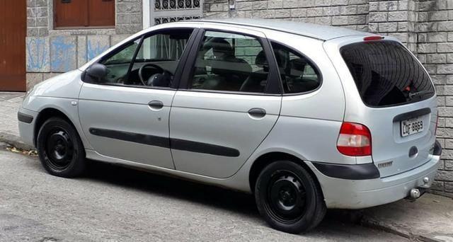 Renault Scenic 2002/03 RT 1.6 16v tudo ok doc ok - Foto 2