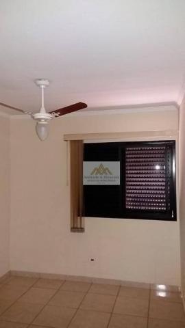 Apartamento com 3 dormitórios para alugar, 107 m² por r$ 1.300/mês - centro - ribeirão pre - Foto 12