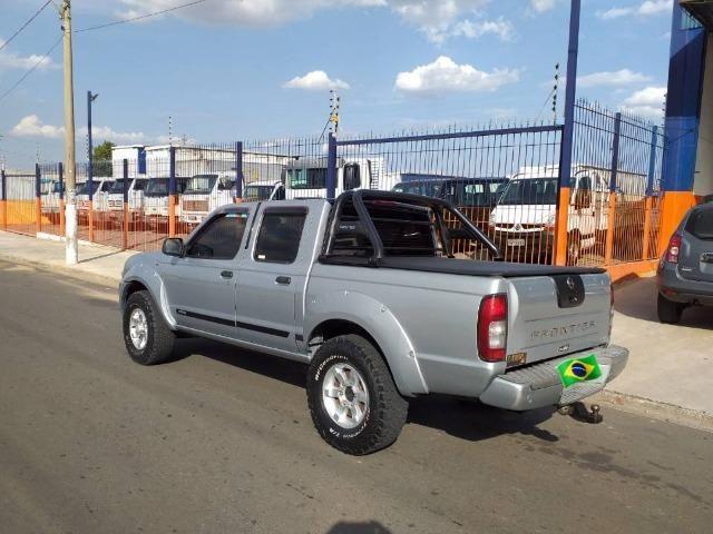Nissan frontier 4x4 se diesel 2005 - Foto 14