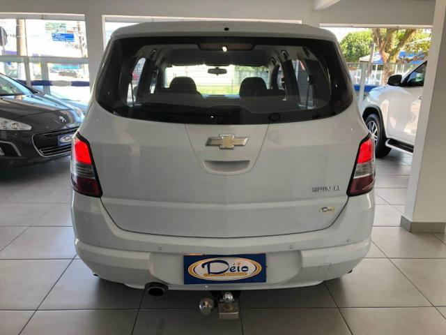 Chevrolet Spin LT 1.8 8V Econo.Flex 5p Mec. - Foto 11
